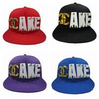 Wholesale Baseball cap flat brimmed hat hiphop hip Harajuku Korean wave skateboard hip hop hat cap