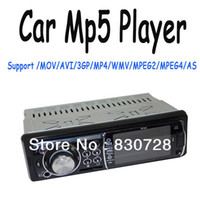 Monitor TV Roof Free shipping Car mp5 player with FM AM 3-inch TFT high resolution screen panel Support  MOV AVI 3GP MP4 WMV MPEG2 MPEG4 AS