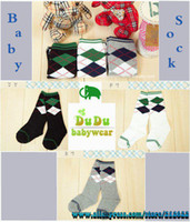Wholesale 2014 baby boys middle tube stocking pairs korea style socks black white gray kids socks