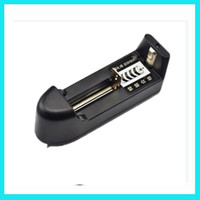 Wholesale Top quality battery Charger Universal Charger for Rechargeable Li ion Battery Battery