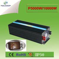 solar inverter - 12V V V W KW Cheap Price Pure Sine Wave Solar Inverter with Remote Controller