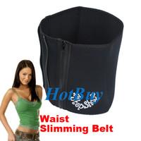 Wholesale Slim Trim Body Hot Sweat Sauna Tummy Waist Belt Steps