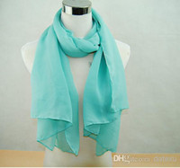 Wholesale Europe and the United States New Style scarf monochrome scarves Colorful scarf Titoni shawl colou