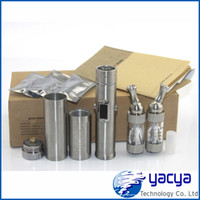 Electronic Cigarette Set Series Stainless Innokin itaste svd full kit with iclear 30s and replaceable coil itaste SVD starter kit Free Shipping