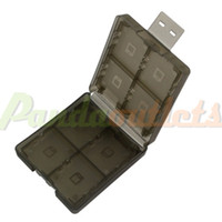 Wholesale 4pcs in Game Card Case Box for Nintendo DS Lite NDSi DSL sku
