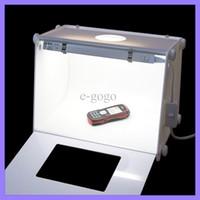 Acheter Éclairage de la rampe-SANOTO marque MK30 40MK MK45 MK50 Professionnel Portable Mini Studio Photo Photographie de la Boîte à Lumière de la tente de lumière boîte à lumière estacades