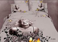 Cheap Adult 3d bedding set Best Twill 100% Cotton 3d  bed linen set