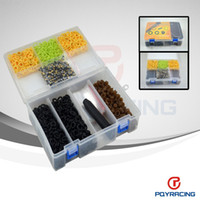 Wholesale Universal type fuel injector repair kits sets box