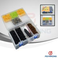 Wholesale Universal type fuel injector repair kits sets box
