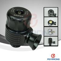 Auto racing audi bov valve - PQY STORE Black Recirc Valve Dump Valve Bov Blow off Valve for AUDI A3 S3 A4 A6 A8 S4 TT v RACING TURBO PQY5743BK
