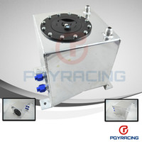 Wholesale Fuel surge tank Mirror polish high quality Fuel cell L without sensor PQY TK13