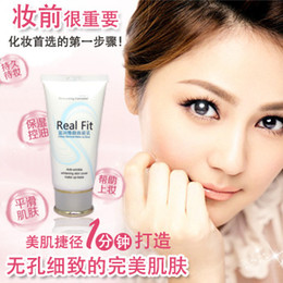 Wholesale Clever Cat Real Fit Foundation Primer Perfect Brightening Refresh Tiredness Pre make up Base Bright Up Base Long lasting Makeup Base
