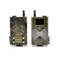 Yes Yes No GPRS MMS Infrared Trail HUNTING CAMERA HC-300M with remote controller cool