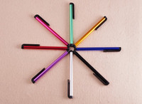 Wholesale Fashion Capacitive Stylus Touch Pen for Tablet PC Cell Phone