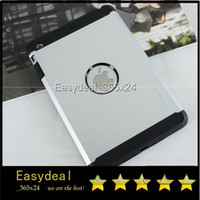 Wholesale IPad Mini Case Hybrid Case SGP Tough Armor Cases Soft TPU PC Case Cover for iPad Mini With Retail Package case screen