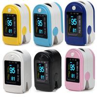 Wholesale FDA CE CONTEC CMS50D Fingertip Blood Oxygen Pulse Oximeter With