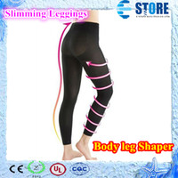Wholesale Dress Sleeping Nighttime Body leg Shaper Beauty Shaping Pants Slimming Leggings freeshipping wu