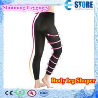 Leggings beauty body shape - Newest Design Dress Sleeping Nighttime Body leg Shaper Beauty Shaping Pants Slimming Leggings wu