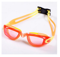 Wholesale Child goggles swimming glasses male female child swimming goggles waterproof antimist
