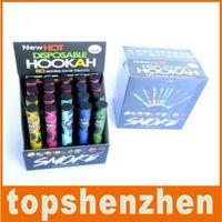 Electronic Cigarette shisha pen - colorful Puffs ShiSha Pen Disposable E Cigarette Smoking mAh hookah Pipe SOMKE Stick Electronic Cigarettes Smoking electronic shisha