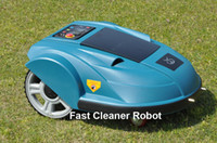 Wholesale 2014 Top Selling Best Robot Lawn Mower Automatic Robot Garden Grass Cutter Machine