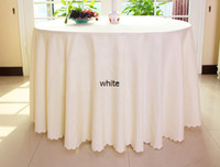 Wholesale Hotel restaurant antependium multicolor cloth cloth round table cloth lt lt lt hgkhf