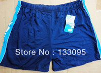 swimming trunks Polyester Striped Mens Swimming Swim Trunks Shorts Sexy Swimwear