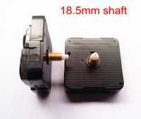 Wholesale 18 MM Shaft Insert Clock For Student DIY Clock
