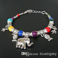 Cheap Wedding Bracelets charming jewelry Best Agate Women's multicolor beads