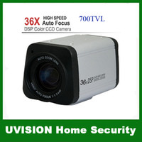 dsp color ccd camera - CCTV TVL SONY CCD X Optical Zoom DSP Color Video Camera Auto Focus