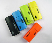 Wholesale NEW TYPE E USB TRANSFLASH MICRO SD TF MEMORY CARD ADAPTER READER gb gb gb gb gb gb gb