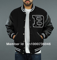 Jackets Men Cotton 2013 BBC Billionaire Boys Club quarterback jacket Men