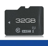Wholesale 64GB GB GB Class SDHC TF SD Memory Card With SD Adapter Blister Retail Package Day fast shipping cardmate Free DHL EMS store