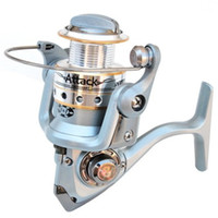 Saltwater Spinning Reel Weihai Guangwei Guangwei ATTACK AT 4 -axis spinning wheel fishing reel fishing reel lures reel wire wheel cup