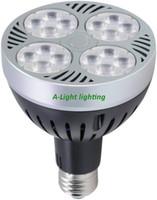 Wholesale Led par30 e27 spotlight W LM OSRAM chip E27 bulb cool active cooling alternative w halogen lamp Outlet