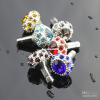 3.5mm anti dust plug charm - Charms Style Anti Dust Plug Stopper mm Dirt Proof for iPhone S G Cell Phone Dus