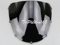 Wholesale Cost Black Windscreen Fit For CBR954RR CBR900RR CBR RR Windshield WS161
