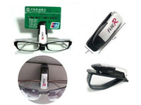 auto sunglass holder - Sunglass Visor Clip Sunglasses Eyeglass Holder Car Auto Reading Glasses