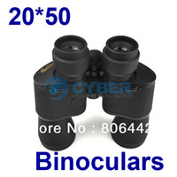 Wholesale 20 Zoom m m Black Outdoor Tourism Telescope Jumelles Binoculars for Sports Camping Hiking