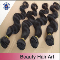Peruvian Hair Body Wave Natural Black 1b 100%Virgin Peruvian Hair Extension Body Wave 4pcs lot 12 inch to 26 inch Natural Color Can Be Dyed And Bleached