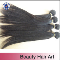 Malaysian Hair Straight Natural Black 1b 3pcs lot Malaysian Virgin Hair Weave Silky Straight Hair Extension Natural Color Can Be Dyed And Bleached