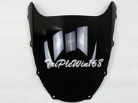 Wholesale Cost New Black Windscreen Fit For ZX9R ZX R Windshield WS261