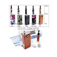 Electronic Cigarette Atomizer  Original iTaste MVP Energy 2.0 Kit With New iClear 16B Atomizer 2600mAh Mechanical Mod Variable Voltage Variable Wattage Battery LCD Screen