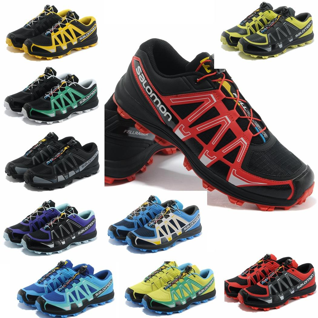 Australia Mens Salomon Fell Raiser - Store Product 2014 Latest Colorway Hiking Shoes Salomon 183412063