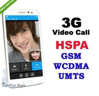 Wholesale 9389W inch GB RAM QUAD CORE ANDROID GPS SIM HD SmartPhone