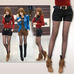 Wholesale British style fashion casual women s lace stitching new plaid pants spring tide boots Slim pants women