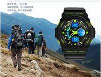 Wholesale Multi Function Military S Shock Sports Watch LED Analog Digital Waterproof Men s Wristwatch