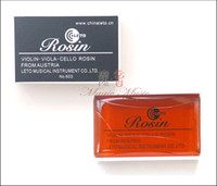 rosin Universal rosin Brand LETO Austria violin rosin for violin viola cello double bass bow, violin tools accessory free shipping with violin wholesale
