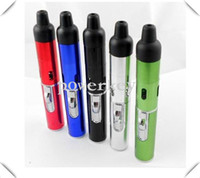Wholesale New colors Click N Vape Herbal Vaporizer New Portable Herbal Vaporizerin Vape vapor portable Vaporizer Wind Proof Torch Lighter Free Shipp