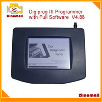 Wholesale 2014 Latest Digiprog III Odometer Programmer V4 mileage correction digipprog with Full Software digiprog3 digiprogIII Full set